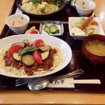 喜八亭 - 居食や 喜八亭(日替り洋定食)