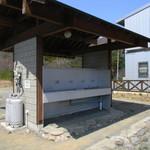 アジアンキャンプリゾート Tapa - 洗い場