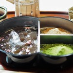 廚菓子くろぎ - わらび餅