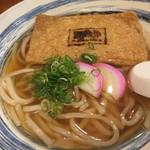 日本一の串かつ - 大阪うどん