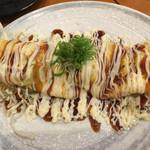 日本一の串かつ - 豚平焼き