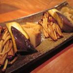 バンブー グラッシィ - 野菜のグリル