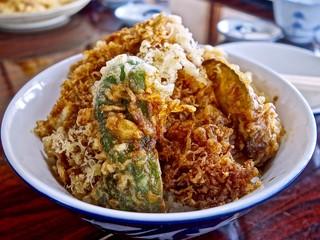 ひょうたん寿司 - ランチ黒天丼