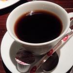 ラ・ヴァーグ - ホットコーヒー