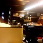 """いなせ 寅""""衛門 - オープンキッチン"""