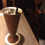 52728605 - 再訪、町田で途中下車してコーヒーヤケ飲み(`_´)ゞいつもコーヒーだけだから今度はなんか食べてみよ。@町田市 ザ・カフェ