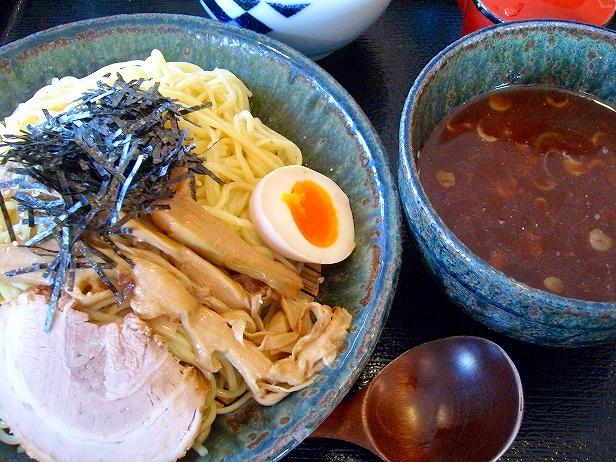 麺処田ぶし 三島店 - 本家田ぶしつけ麺(700円)