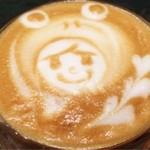 SALONE 2007 - 2016.6.  Caffè o Tè カフェまたはティー