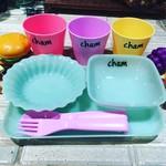 Cham - 子供さん用の食器