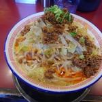 ラーメン☆ビリー - 冷やし担々麺:中盛り