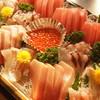 スーパーカネハチ - 料理写真:五人前 三千円 いかたこ抜きでって予約したけどたこが入ってるじゃないΣ(゚Д゚)でもいくらが入ってて嬉しい