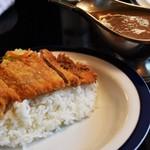 カレーハウス ケララ - 料理写真:カツカレー