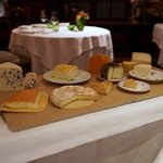レストラン・パッション - チーズ