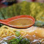 熊田家 - スープ