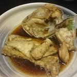 海鮮やどんこ - 鯛のあら煮