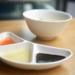 海南鶏飯食堂2 - ソース(チリ・生姜・甘醤油)