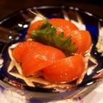 神楽坂 恵さき - 冷しトマト煮