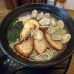 麺屋 縁 - 海の幸ラーメン
