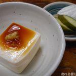 居酒屋 まつり - 小鉢と漬物