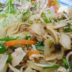 居酒屋 まつり - 豚肉と野菜の生姜焼き