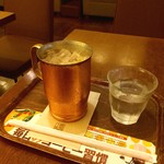 上島珈琲店 - 黒糖ミルク珈琲(ICE)M