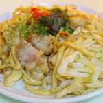 広島風お好み焼 くいしん坊 - 料理写真:ホルモンうどん