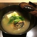 西麻布 いちの - うなべ(美味)