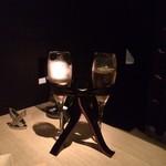 サザン ダイニング ラウンジ - 乾杯のスパークリングワイン