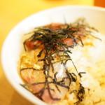 天茶屋 七蔵 - カンパチ丼