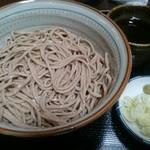 葵 - 盛り蕎麦