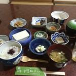 山の宿ねぎし - 料理写真:豆腐懐石1700円也