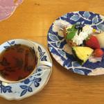 魚七商店 結 - プラス250円デザート飲み物