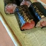 入船寿司 - 〆のトロ鉄火!