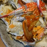 入船寿司 - 渡り蟹やねえ