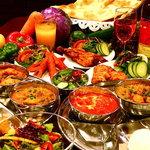 ラウール - 熟練シェフの経験が生み出す絶品インド料理の数々