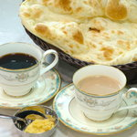 ラウール - 落ち着いた店内で チャイやコーヒー を。 カフェとしても使えます