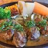 レストランかづの - 料理写真:本日は「牛さがりステーキ」
