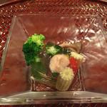 新懐石 井阪 - 料理写真: