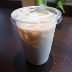 カフェ・コムサ - バナナジュース