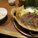 52753893 - 肉うどんセット ¥800