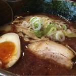 麺処 田ぶし - 田ぶしらーめん(790円)