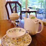 52754490 - 紅茶はポットサービスで2杯半くらいありました。