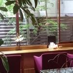 Dining Kaisei - カウンター席