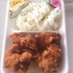ポッポ亭 - 料理写真:カラアゲ弁当