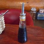 Cafe Winds - メープルシロップのボトル