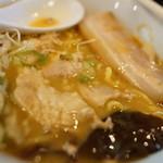 麺屋 雪風 - 2種ニク