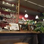 ピアノカフェ ルコラ - 一軒家カフェは良く響きます。