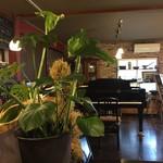 ピアノカフェ ルコラ - 20人位入れます。
