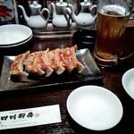 52759901 - ザ・肉餃子と生ビール