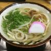 よだ - 料理写真:かけうどん(*´д`*)250円